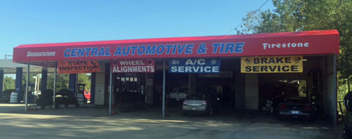Central Automotive & Tire